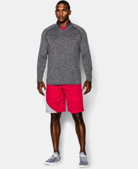 Best Seller  Men's UA Tech™ ¼ Zip LIMITED TIME: FREE SHIPPING 3 Colors $29.99 to $44.99
