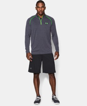 Men's UA Tech™ ¼ Zip EXTENDED SIZES 2 Colors $29.99 to $33.99