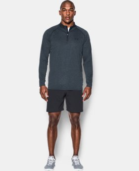 Best Seller Men's UA Tech™ ¼ Zip LIMITED TIME: FREE SHIPPING 4 Colors $39.99