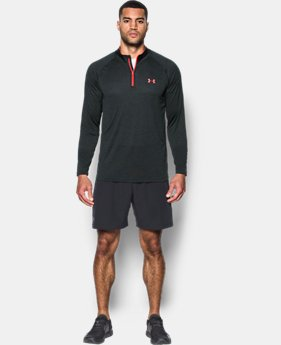 Best Seller Men's UA Tech™ ¼ Zip  6 Colors $29.99 to $39.99