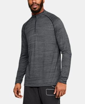 Best Seller Men's UA Tech™ ¼ Zip  5  Colors Available $29.99
