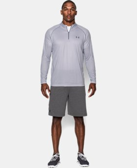 Men's UA Tech™ ¼ Zip LIMITED TIME: FREE U.S. SHIPPING 3 Colors $29.99