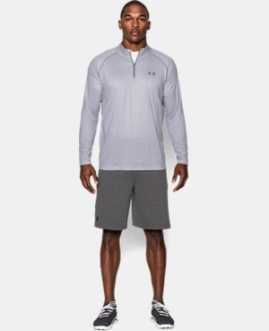Men's UA Tech™ ¼ Zip LIMITED TIME: FREE U.S. SHIPPING 2 Colors $29.99
