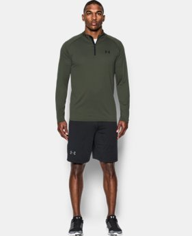 Best Seller Men's UA Tech™ ¼ Zip  1 Color $27.99