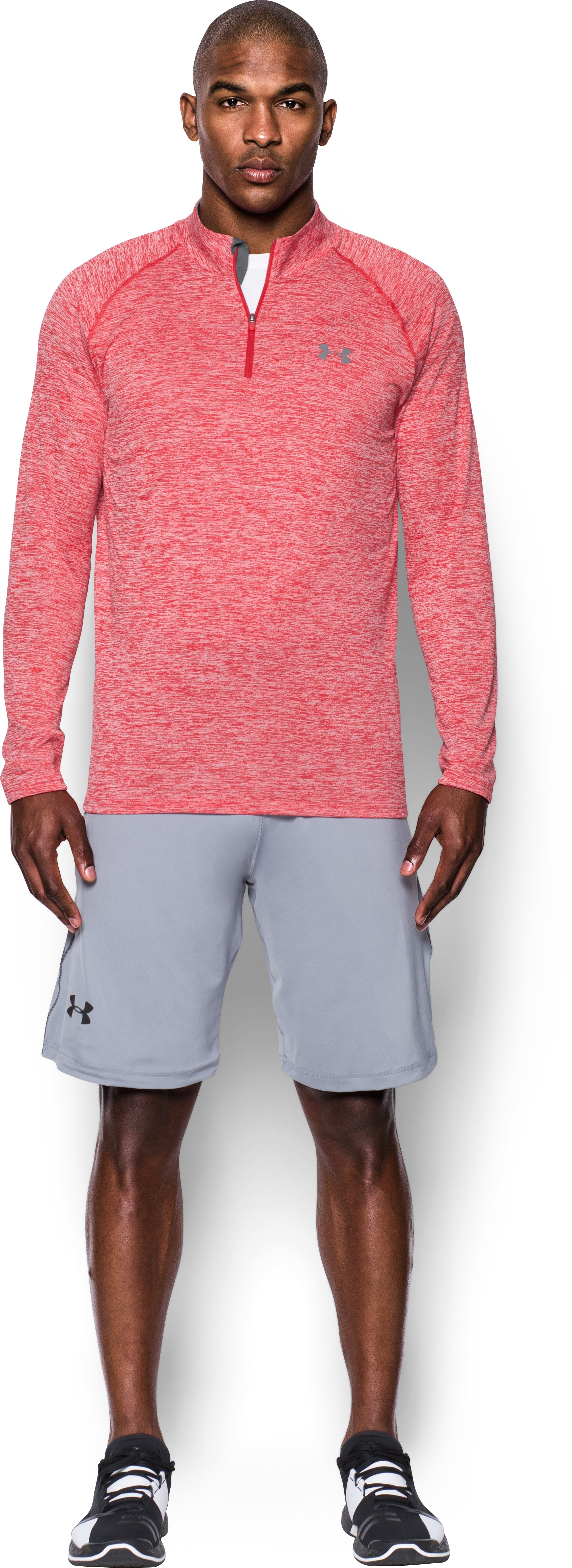 Men's UA Tech™ ¼ Zip 9 Colors $29.99