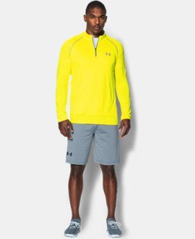 Men's UA Tech™ ¼ Zip LIMITED TIME: FREE SHIPPING 1 Color $33.99 to $44.99