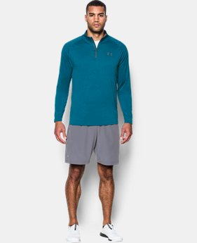 Best Seller Men's UA Tech™ ¼ Zip  3 Colors $29.99 to $39.99