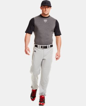 Men's UA Clean Up Closed Baseball Pants LIMITED TIME: FREE U.S. SHIPPING 1 Color $17.24 to $21.99