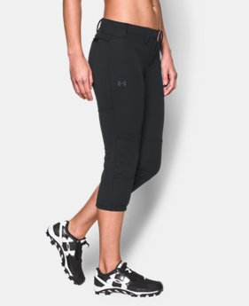 Women's UA Strike Zone Pant  4 Colors $29.99