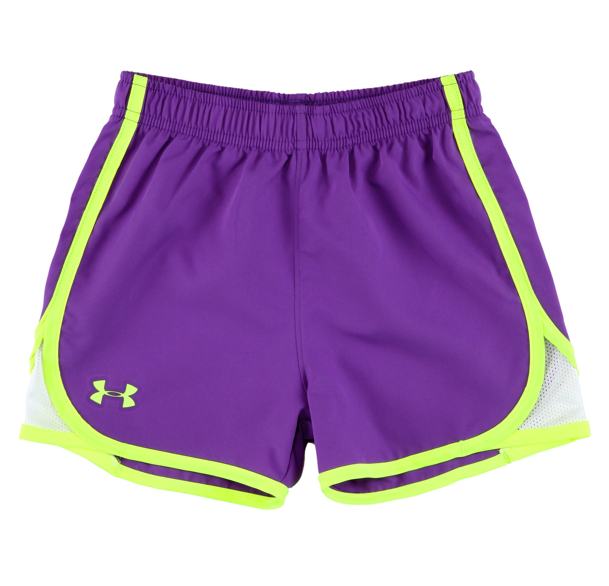 Girls' Toddler UA Escape Shorts, LAVISH, Laydown