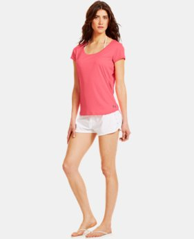 Women's UA Secretsee Short Sleeve