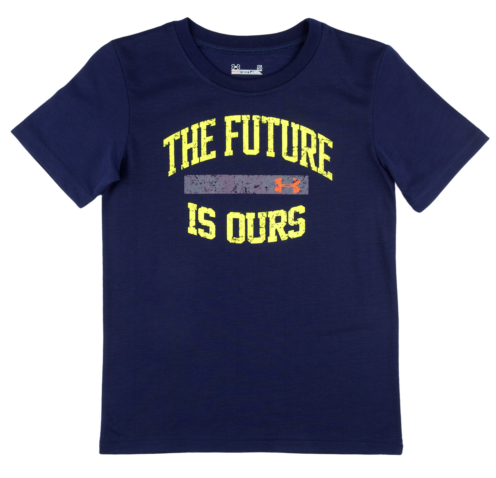 Boys' Infant UA Future T-Shirt, Graphite, Laydown