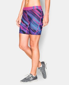 Women's UA Strike Zone Print Slider