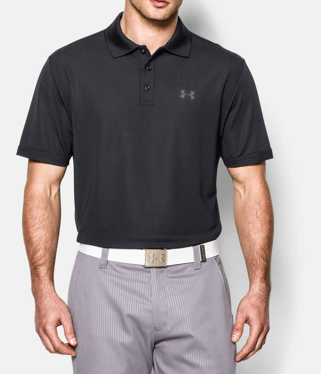 men 39 s ua performance polo under armour us. Black Bedroom Furniture Sets. Home Design Ideas