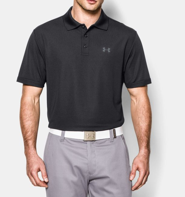Men 39 s ua performance polo under armour us for Under armour 3xl polo shirts
