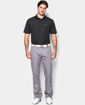Best Seller Men's UA Performance Polo  4  Colors Available $54.99