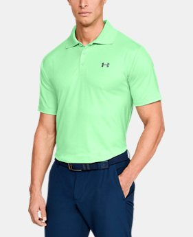 Best Seller Men's UA Performance Polo  8  Colors Available $54.99