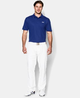 Best Seller Men's UA Performance Polo LIMITED TIME: FREE U.S. SHIPPING 2 Colors $40.99 to $54.99