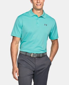 Best Seller Men's UA Performance Polo FREE U.S. SHIPPING 8  Colors Available $54.99