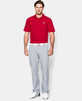 Best Seller Men's UA Performance Polo LIMITED TIME: FREE U.S. SHIPPING 1 Color $40.99 to $54.99