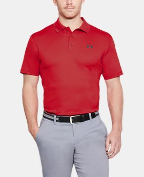 Best Seller Men's UA Performance Polo FREE U.S. SHIPPING 1  Color Available $54.99