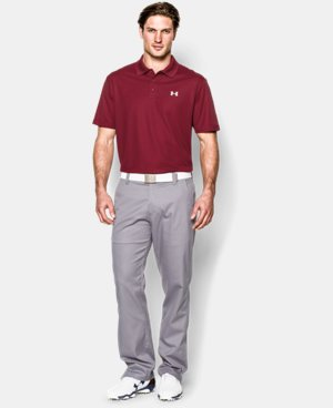 Men's UA Performance Polo LIMITED TIME: FREE U.S. SHIPPING 1 Color $31.49 to $41.99