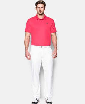 Men's UA Performance Polo  7 Colors $64.99