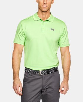 Best Seller Men's UA Performance Polo  10 Colors $54.99