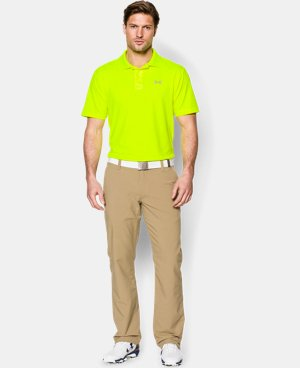 Best Seller Men's UA Performance Polo LIMITED TIME: FREE U.S. SHIPPING 3 Colors $40.99 to $54.99