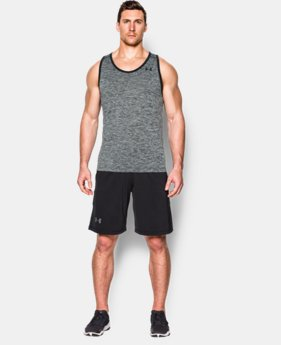 Men's UA Tech™ Tank LIMITED TIME: FREE SHIPPING 4 Colors $20.99 to $27.99