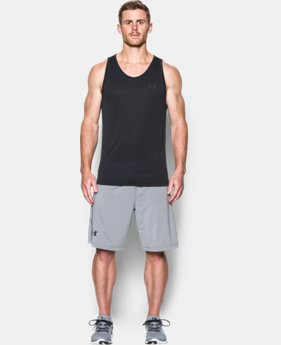 Men's UA Tech™ Tank  1  Color Available $18.74