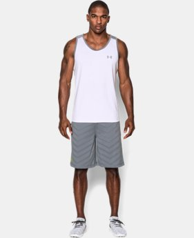 Men's UA Tech™ Tank LIMITED TIME: FREE U.S. SHIPPING 1 Color $17.99 to $18.99