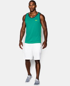 Men's UA Tech™ Tank LIMITED TIME: FREE U.S. SHIPPING 2 Colors $17.99 to $18.99