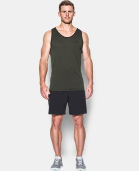 Men's UA Tech™ Tank LIMITED TIME: FREE U.S. SHIPPING 1 Color $24.99