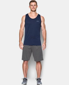Men's UA Tech™ Tank LIMITED TIME: FREE SHIPPING 1 Color $20.99 to $27.99