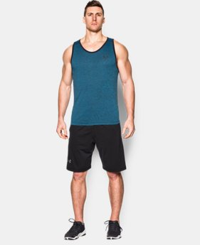 Men's UA Tech™ Tank LIMITED TIME OFFER + FREE U.S. SHIPPING 4 Colors $18.74