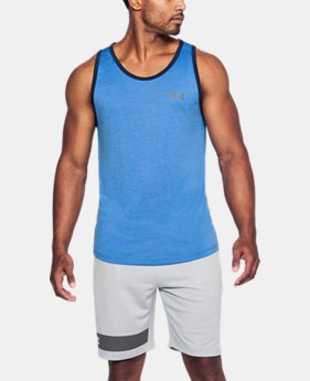 Best Seller Men's UA Tech™ Tank LIMITED TIME: FREE U.S. SHIPPING 1  Color Available $24.99