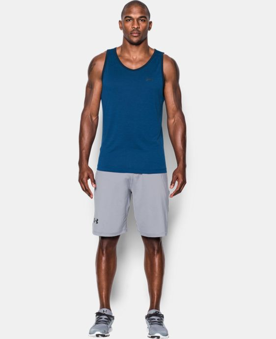 Men's UA Tech™ Tank LIMITED TIME OFFER + FREE U.S. SHIPPING 14 Colors $18.74
