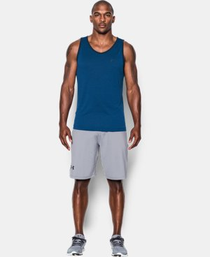 Men's UA Tech™ Tank LIMITED TIME OFFER + FREE U.S. SHIPPING 15 Colors $17.99 to $24.99