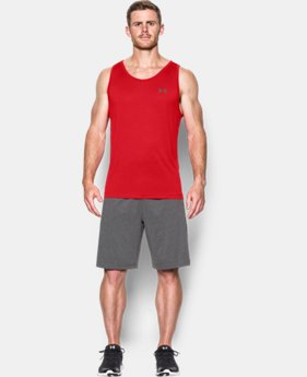 Men's UA Tech™ Tank LIMITED TIME: FREE SHIPPING 1  Color Available $29.99
