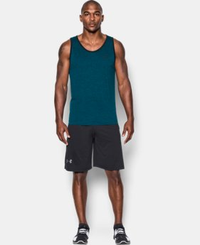 Best Seller Men's UA Tech™ Tank LIMITED TIME: FREE SHIPPING 1 Color $24.99