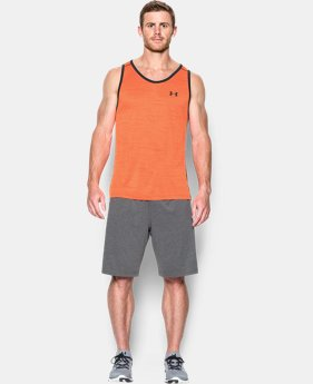 Men's UA Tech™ Tank LIMITED TIME OFFER + FREE U.S. SHIPPING 1 Color $18.74
