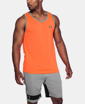Men's UA Tech™ Tank  1  Color $24.99