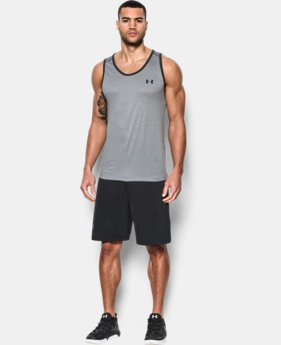 Men's UA Tech™ Tank LIMITED TIME: FREE U.S. SHIPPING 3 Colors $17.99 to $18.99