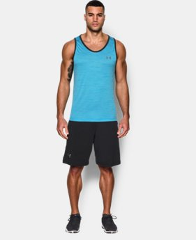 Men's UA Tech™ Tank  2 Colors $15.74