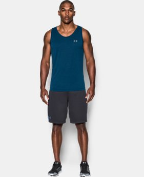 Men's UA Tech™ Tank LIMITED TIME OFFER + FREE U.S. SHIPPING  $18.74