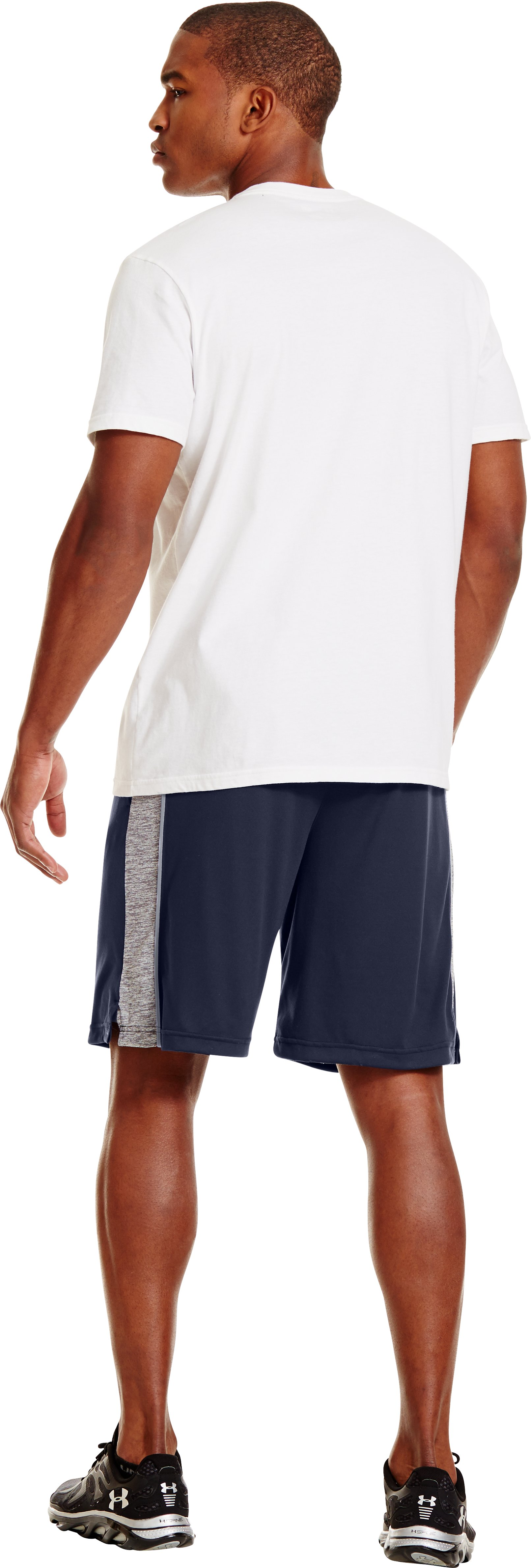 Men's UA Tech™ Shorts, Midnight Navy, Back
