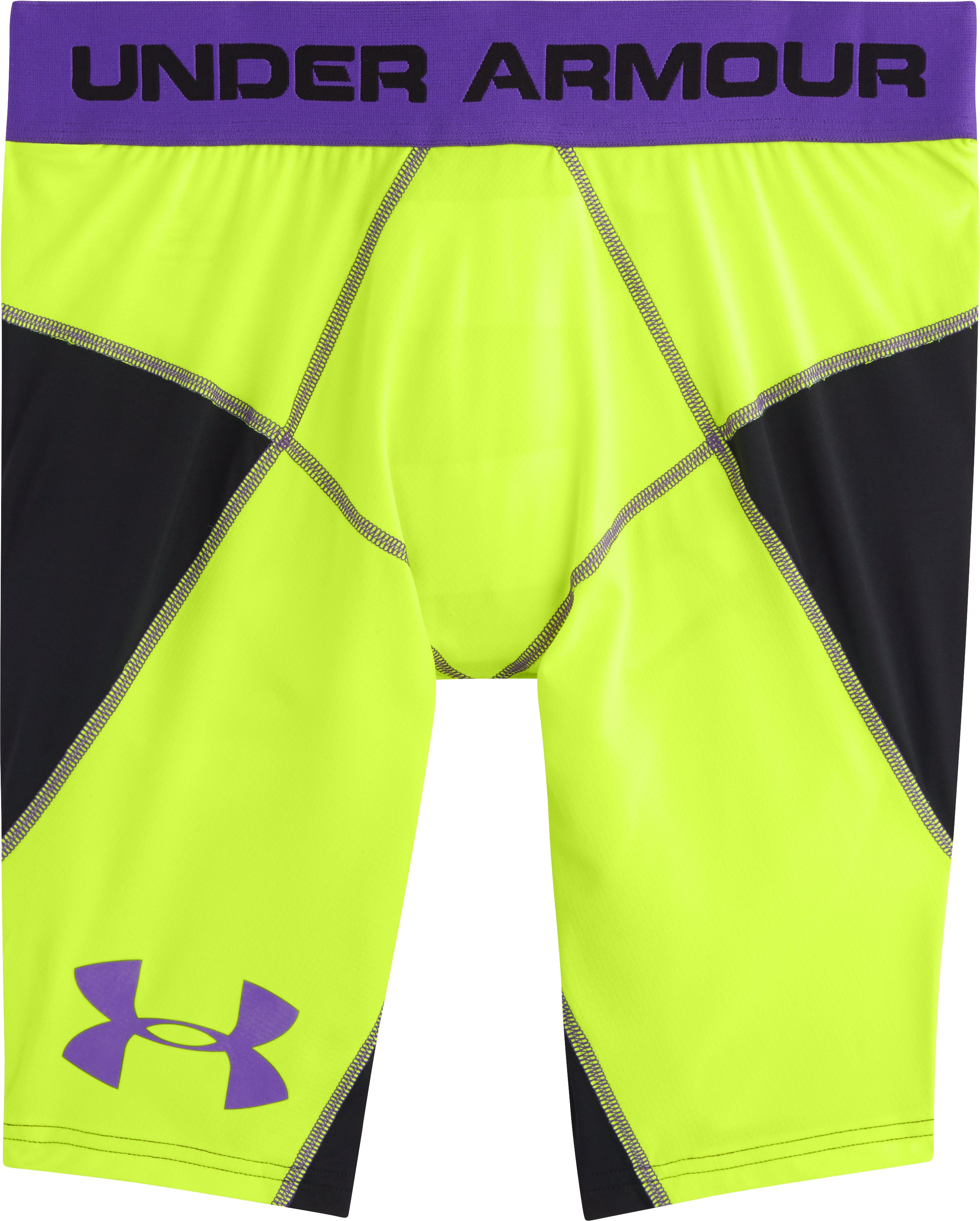 Men's UA Combine® Training Coreshorts, Black , Laydown