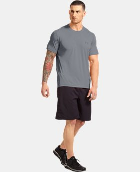Men's HeatGear® ArmourVent™ Training T-Shirt LIMITED TIME: FREE U.S. SHIPPING 2 Colors $23.99 to $29.99