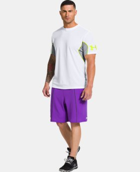 Men's UA Combine® Training Short Sleeve